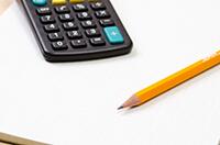 奨学金の返済期間の計算例